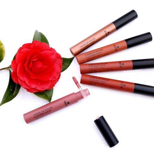 Avril Cream Cream Matte Lipsticks
